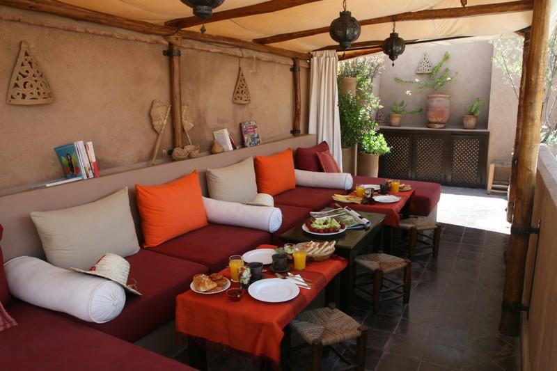 Riad boussa riad de luxe marrakech maroc r servez - Reserver une chambre d hotel pour une apres midi ...
