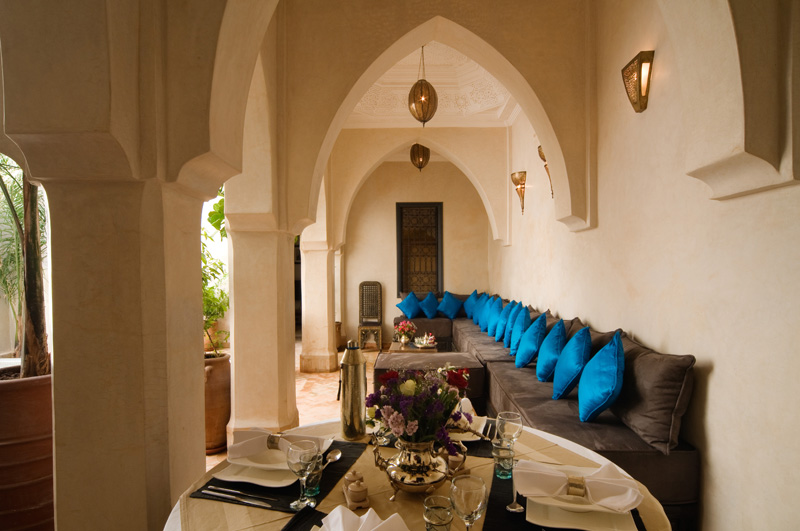 extraordinary the moroccan lounge their house museum | Riad Cinnamon - Luxury Riad in Marrakech, Morocco. Book ...