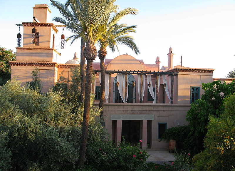 Les Deux Tours Luxury Riad In Marrakech Morocco Book