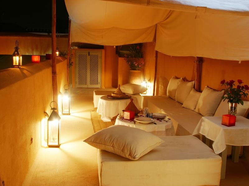 Riad ariha luxury riad in marrakech morocco book riad for Luxury riad in marrakech