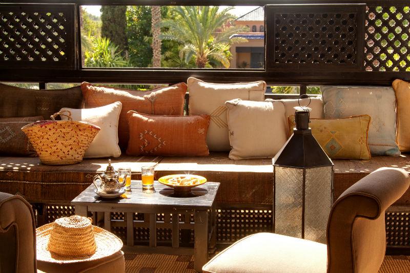Terrace Suite Unik Palais