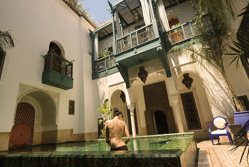 Riad Farnatchi Luxury In Marrakech Morocco Book Today With Hip Marrakech
