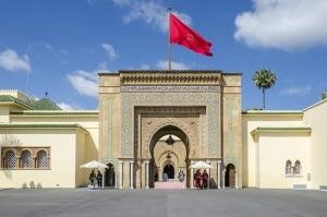 Kings Palace, Rabat