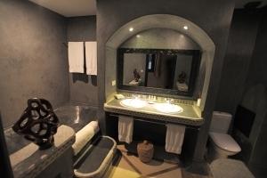 Salle de bain Marrakech