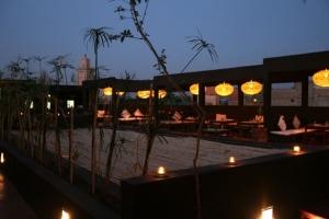 Restaurant-Terrasse des Épices