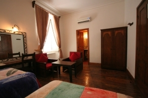 Superior Double Room Salon