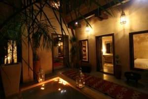 Patio View