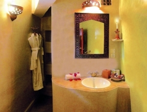 Suite Saguia bathroom