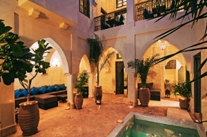 We offer 4 fantastic Marrakech riads perfectly located in the heart of the medina
