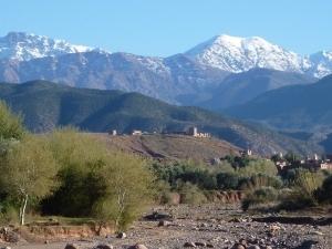 View of Kasbah Angour