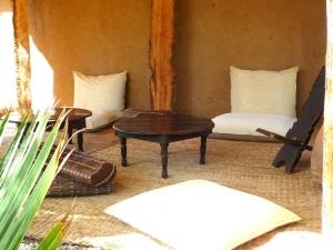 Relax corner