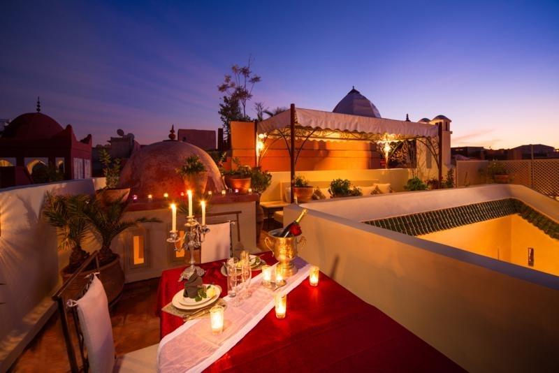 Dar Habiba, Traditional Riad in Marrakech