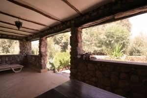 Garden Bungalow Porch
