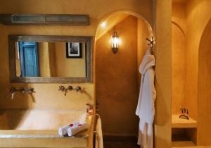 Fez suite shower room
