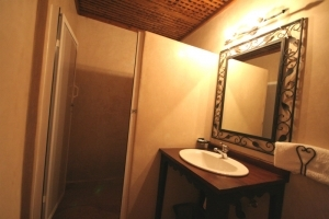 Superior Double Room Bathroom