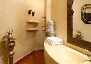 Pacha Suite Bathroom