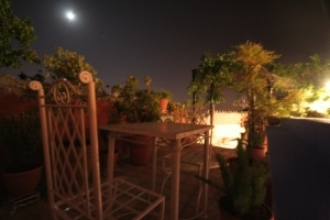 Night Terrace