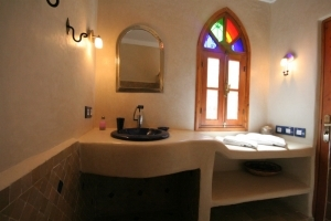 Ayma Room Bathroom
