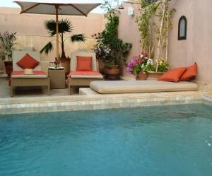 Heated Roof Top Pool