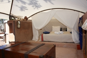 Lodging Tent