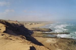 Moroccan Coastline