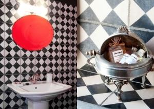 Salle de bain Suite Jassim