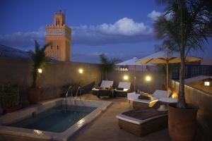 Riad Awa Terrace