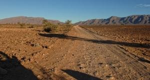 En route - Desert Harmada