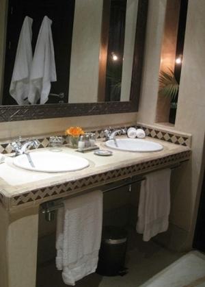 Salle de bain Ouarzazate