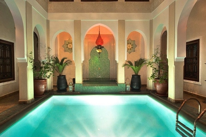 Riads with Pools