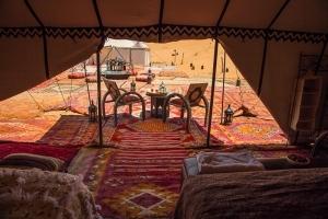 Luxury Desert Camp 1