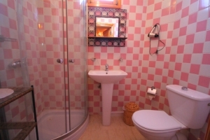 2nd Terrace room bathroom