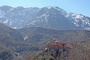 Picturesque Kasbah