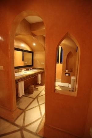 Salle de bain Merzouga