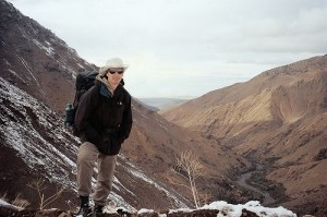 Hiking in the Atlas Mountains