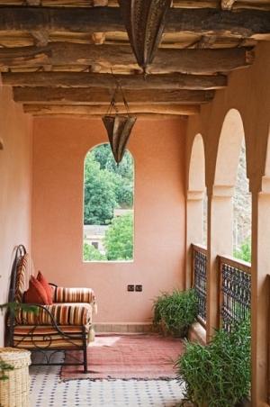 Central Balcony