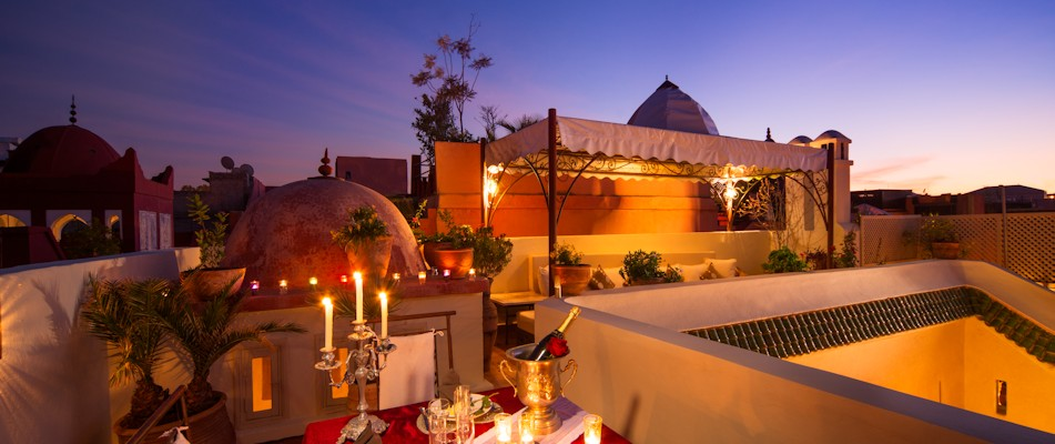 Marrakech atlas mountains hip marrakech for Best riads in marrakesh